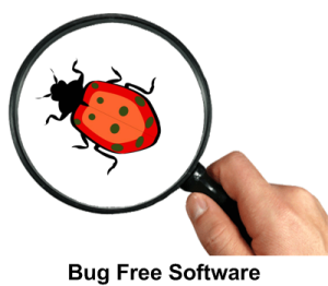 bug-free-software-testing